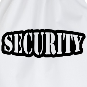 Security T-shirts - Gymnastikpåse