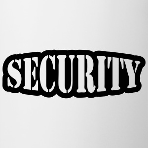 Security T-shirts - Mugg