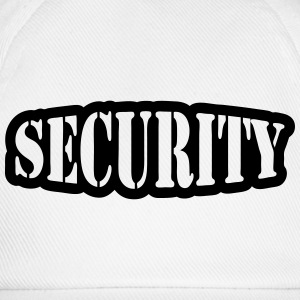 Security T-Shirts - Baseball Cap