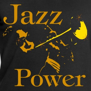 jazz power 06 Tee shirts - Sweat-shirt Homme Stanley & Stella