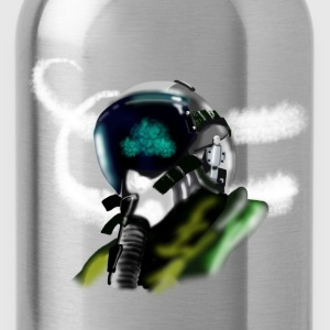 Jet Pilot T-Shirts - Water Bottle