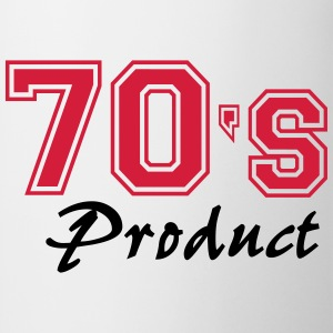 70's product Tee shirts - Tasse