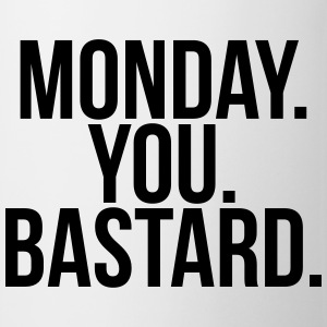 Monday you bastard T-shirts - Mok