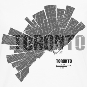 Toronto Tee shirts - T-shirt manches longues Premium Homme