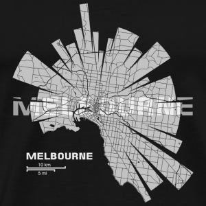 Melbourne Bags & Backpacks - Men's Premium T-Shirt