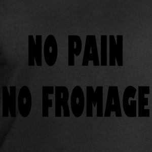 No pain no fromage Tee shirts - Sweat-shirt Homme Stanley & Stella
