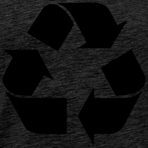 Recycling Sweatshirts - Herre premium T-shirt