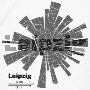 Leipzig Bottles & Mugs - Men's Premium T-Shirt