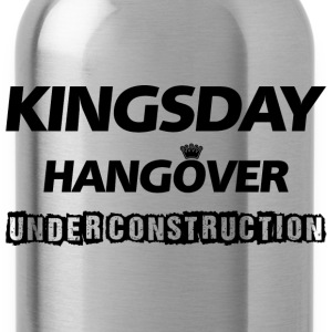 Kingsday Hangover (under construction) T-shirts - Drinkfles
