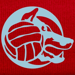 loup volleyball logo sport animal 502 Tee shirts - Bonnet d'hiver