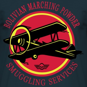 bolivia airlines - Men's T-Shirt