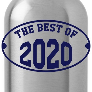 The Best of 2020 T-Shirts - Trinkflasche