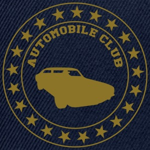 Automobile Club Tee shirts - Casquette snapback