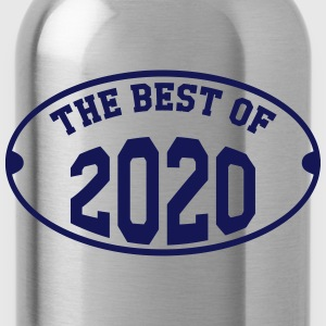 The Best of 2020 Magliette - Borraccia