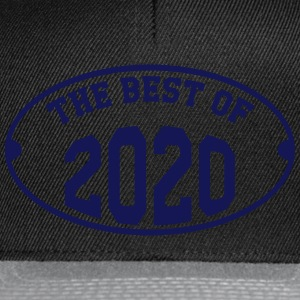 The Best of 2020 T-Shirts - Snapback Cap
