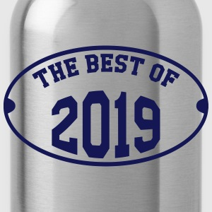 The Best of 2019 Shirts - Water Bottle