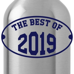 The Best of 2019 T-Shirts - Trinkflasche