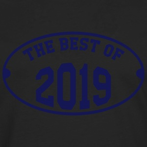 The Best of 2019 T-Shirts - Männer Premium Langarmshirt