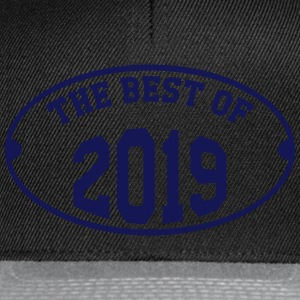 The Best of 2019 T-Shirts - Snapback Cap