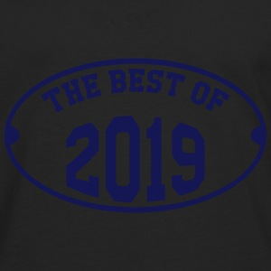 The Best of 2019 Sweaters - Mannen Premium shirt met lange mouwen