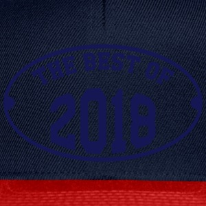 The Best of 2018 T-Shirts - Snapback Cap