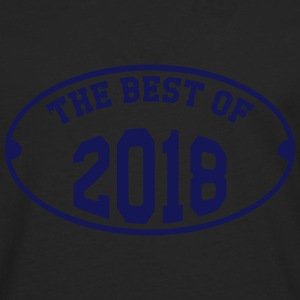 The Best of 2018 T-Shirts - Männer Premium Langarmshirt
