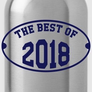 The Best of 2018 Felpe - Borraccia