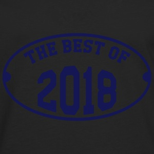 The Best of 2018 Sweaters - Mannen Premium shirt met lange mouwen
