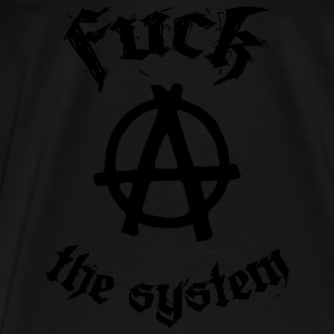 Fuck the System Sweats - T-shirt Premium Homme