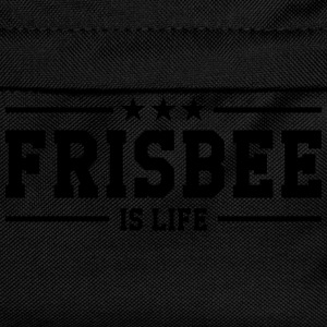 Frisbee is life T-Shirts - Kinder Rucksack