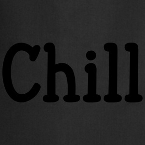 Chill T-shirts - Keukenschort