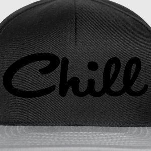 Chill Shirts - Snapback cap