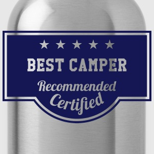 Best Camper T-Shirts - Water Bottle