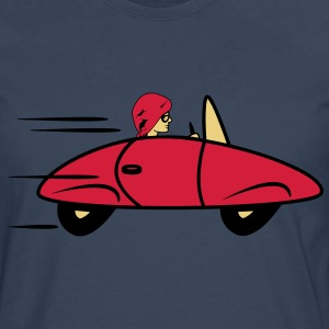 Car sports car fast women car T-Shirts - Men's Premium Longsleeve Shirt