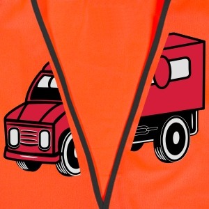 Car toys truck truck truck vehicle T-Shirts - Reflective Vest