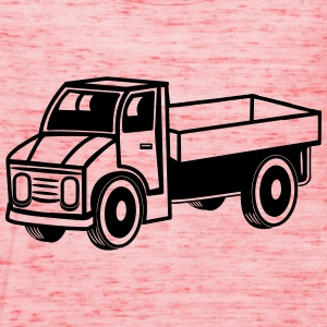 Car toys truck truck truck truck vehicle T-Shirts - Women's Tank Top by Bella