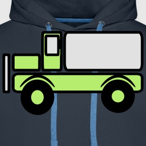 Car toys baby truck vehicle T-Shirts - Men's Premium Hoodie