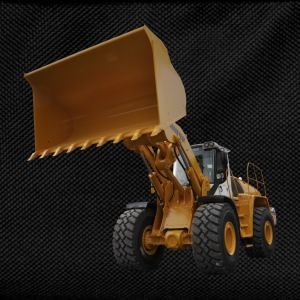 wheel loader T-skjorter - Ryggsekk for barn