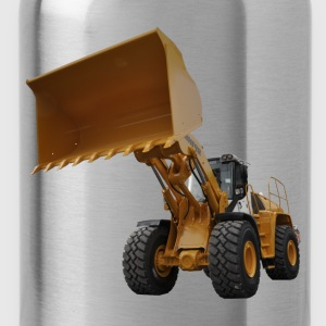 wheel loader T-Shirts - Water Bottle