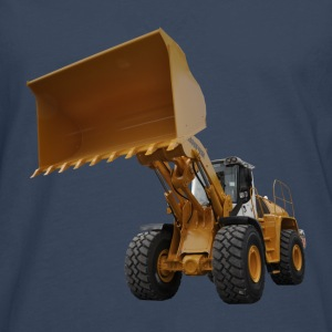 wheel loader Shirts - Men's Premium Longsleeve Shirt