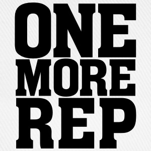 One More Rep(etition) T-Shirts - Baseball Cap