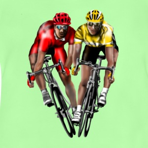 racing bicycle Shirts - Baby T-Shirt