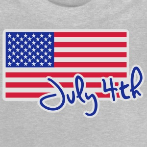 July 4th T-Shirts - Baby T-Shirt