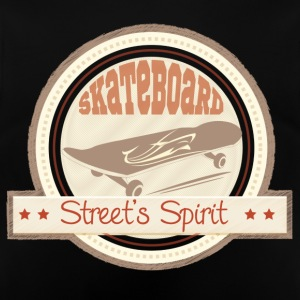Skateboard Street Spirit Sweats - T-shirt Bébé