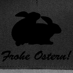 Frohe Ostern T-Shirts - Snapback Cap