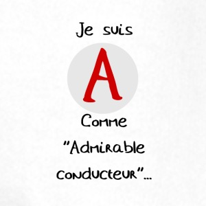 Tasse d'admirable conducteur... - Sweat-shirt à capuche Premium pour hommes