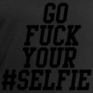 Go fuck your #selfie Tee shirts - Sweat-shirt Homme Stanley & Stella