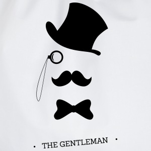 The Gentleman T-shirts - Gymnastikpåse