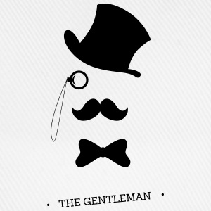 The Gentleman T-shirts - Basebollkeps