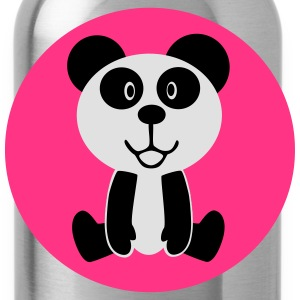Sweet Panda Bear Magliette - Borraccia
